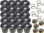 Bulb Eater® 3L Jumbo Filter Combo Kit
