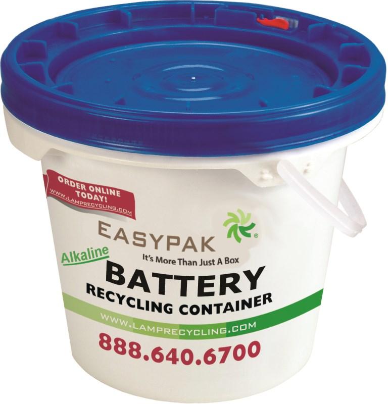 Easypak Fluorescent Bulb Ballast Battery Amp E Waste