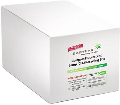 Easypak Cfl Recycling Box