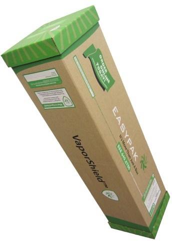 Easypak 4 Vaporshield Jumbo Lamp Recycling Box