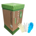 EasyPak™  Zero Waste Disposable Gloves Recycling Box