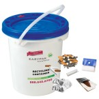 EasyPak™ Cigarette Waste Recycling Container