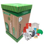 EasyPak™  Break Room Separation Recycling Box