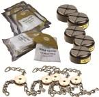 CFL Jumbo Filter Combo Kit (100 Filters, 5 HEPA & 5 Spinners)