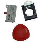 E-Stop Switch Assembly for Premium Bulb Eater