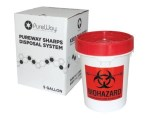 5 Gallon Sharps System