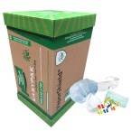 EasyPak™  Zero Waste Safety Equipment and Protective Gear Recycling Box