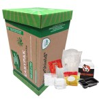 EasyPak™  Plastic Packaging Recycling Box